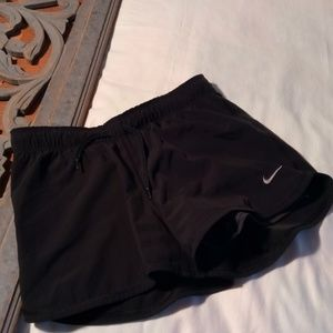 Girl's Nike Dri-Fit shorts, size M
